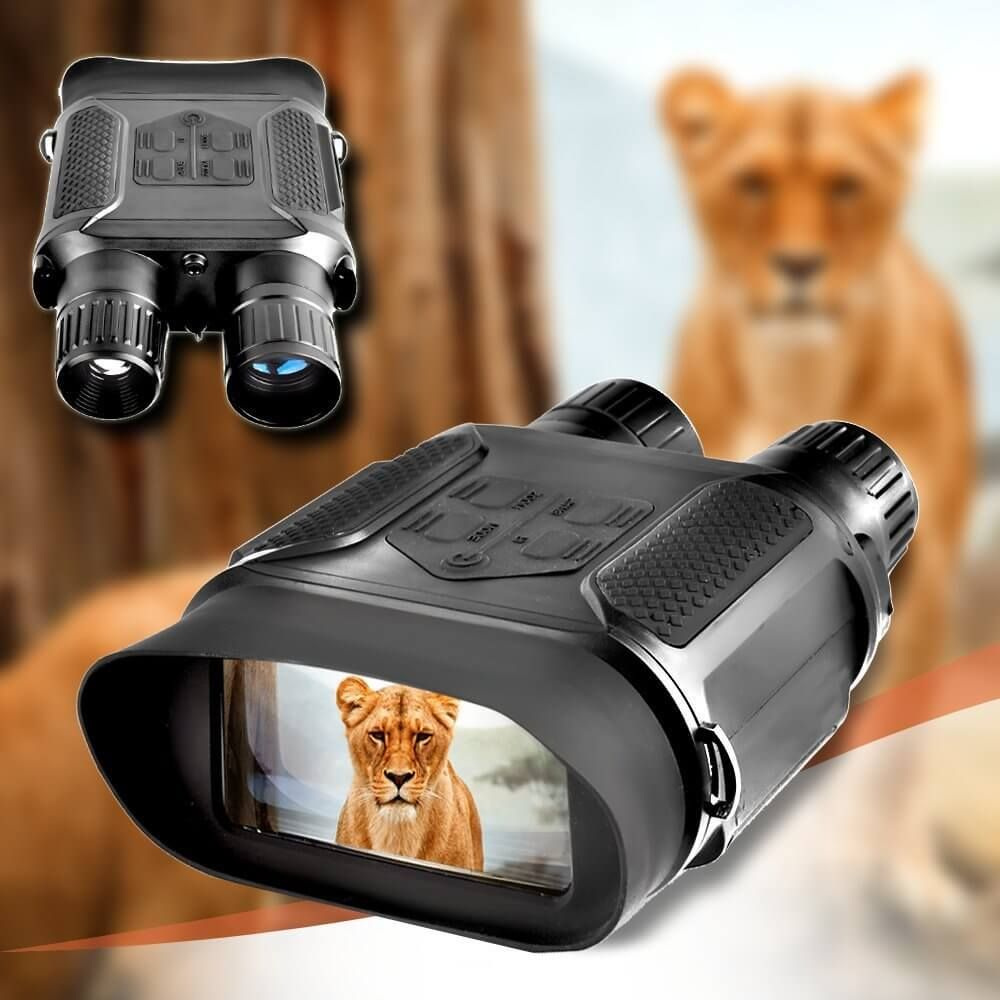 TOP 5 Best Binoculars With Camera Reviews & Buying Guide