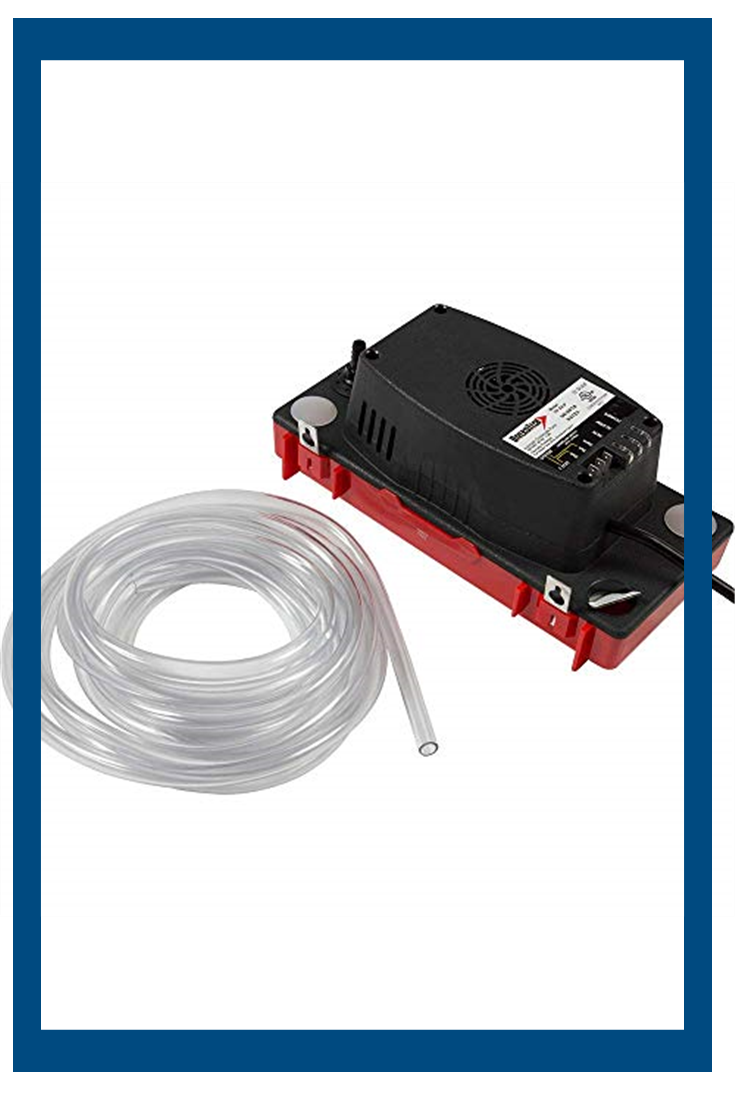 Aprilaire Low Profile Condensate Pump with 20ft Hose