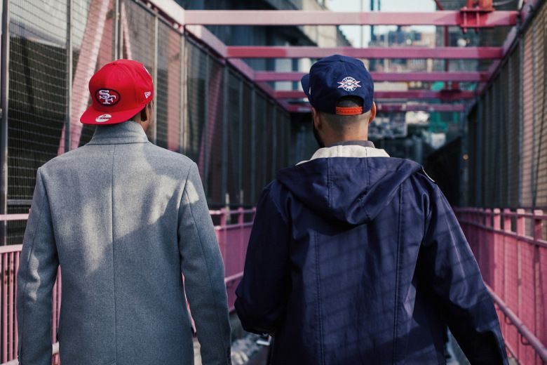 e722b6cb20d New Era Celebrates Past Super Bowl Winners with New Snapback Collection