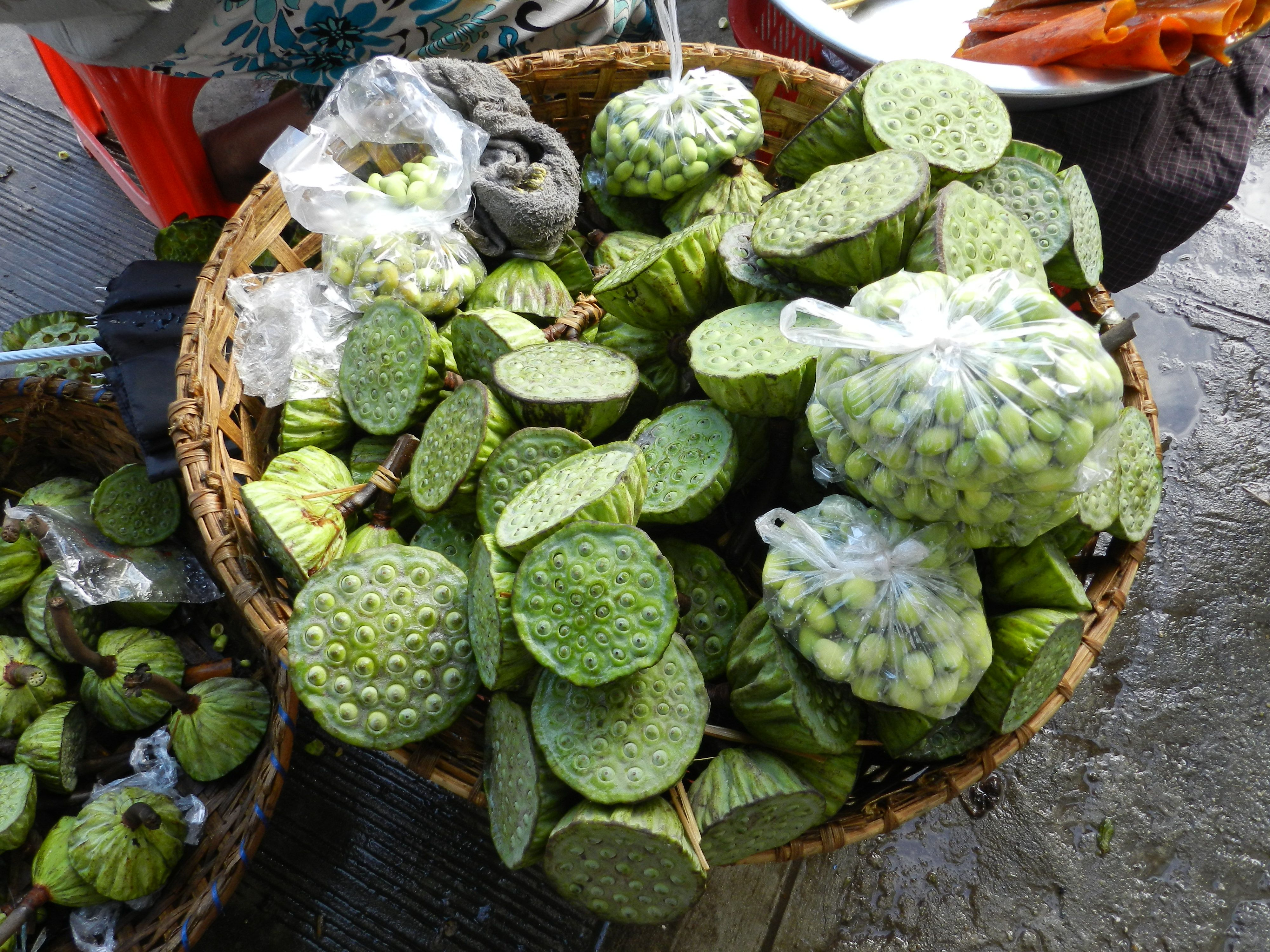 Street food in Yangon Myanmar Rangoon Burma My photo from a