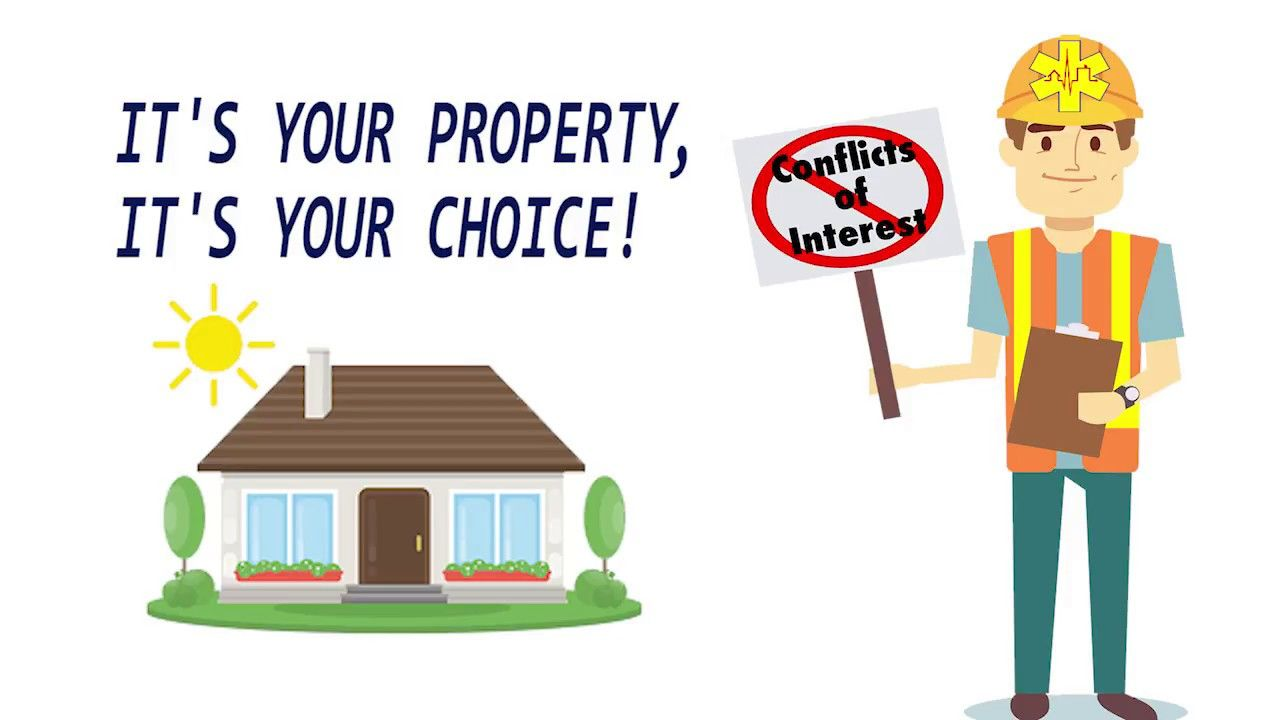 Have a property damage emergency want an insurance claim