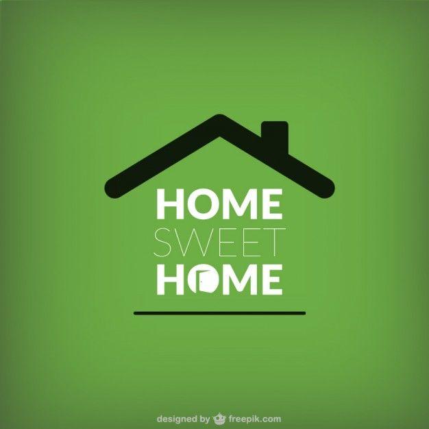 Descarga Gratis Rotulo De Hogar Dulce Hogar In 2020 Sweet Home