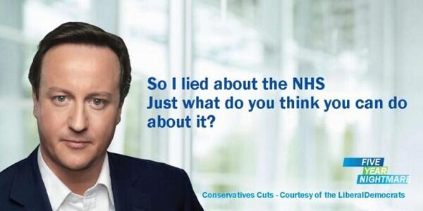 David Cameron-is this what he really thinks?