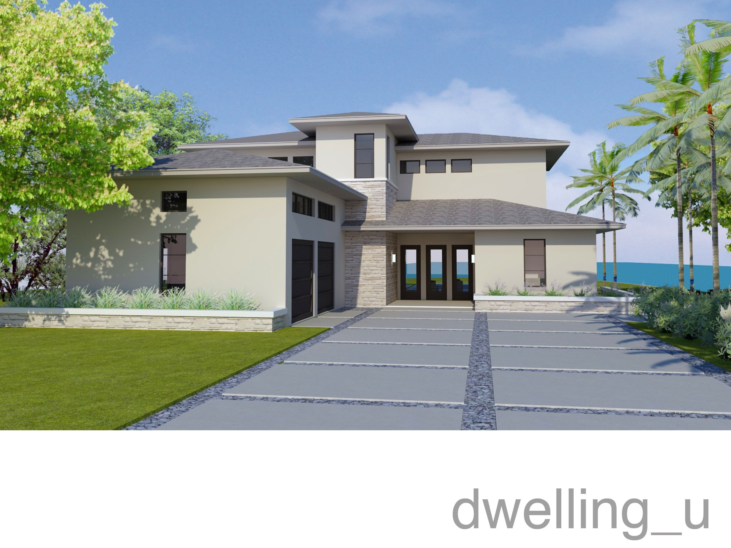 Featuring modern house architecture and floor plans by for Waycool homes