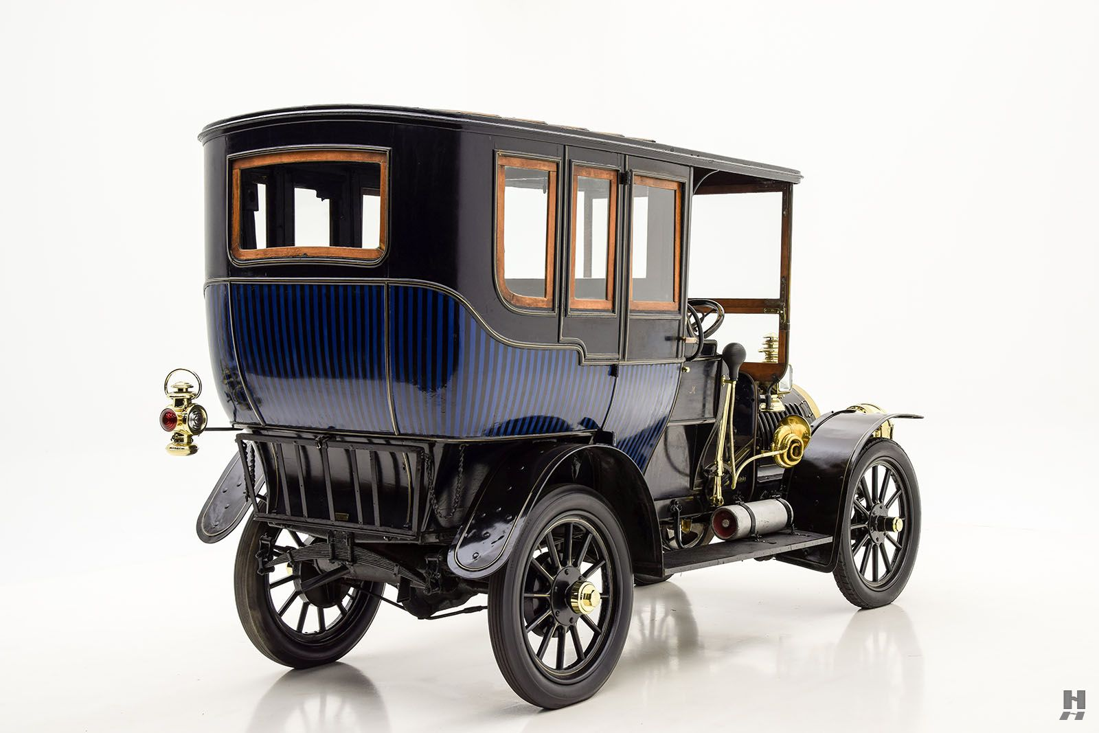 1907 rainier model c convertible limo | antique cars inventory ...