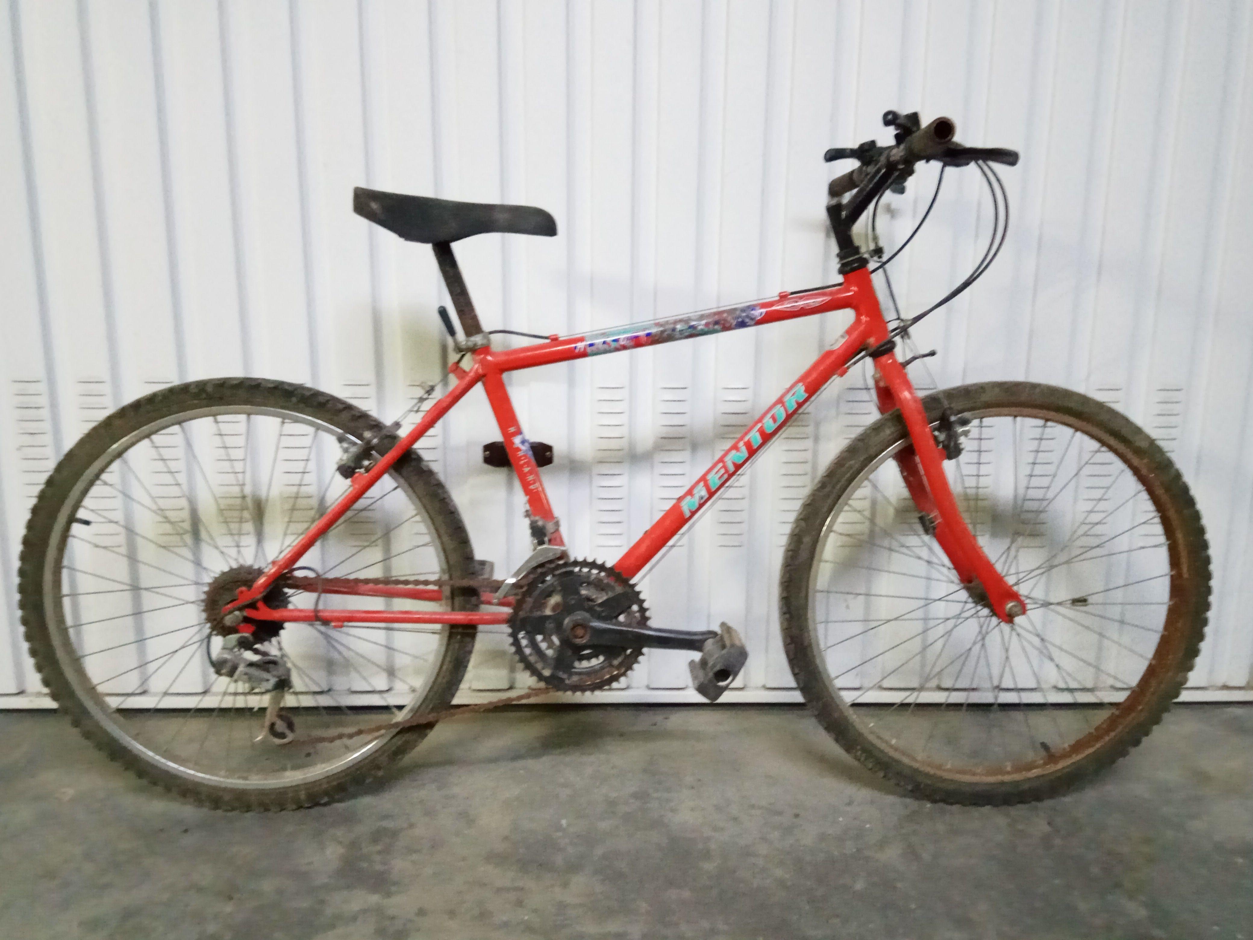 Bici Mentor tamaño Juvenil 40€ MARCA: Mentor MODELO: Highland CLASE ...