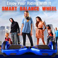 Mini Smart Self Balancing Electric Unicycle Scooter Balance 2 Wheels