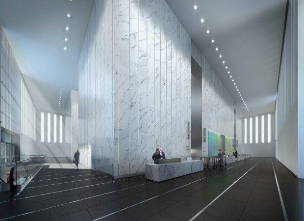 New york ecco come sar con l 39 one wtc architettura for New york architettura contemporanea