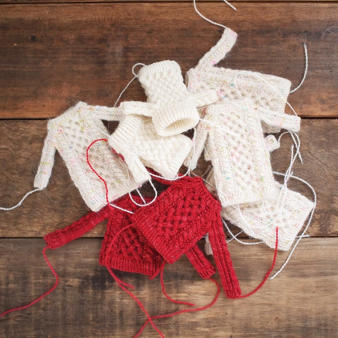 Pin by Susan Meyer on tiny knits and crochet too Knit