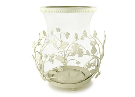 art nouveau decor.htm cream trailing butterfly hurricane lamp a pretty cream hurricane  cream trailing butterfly hurricane lamp