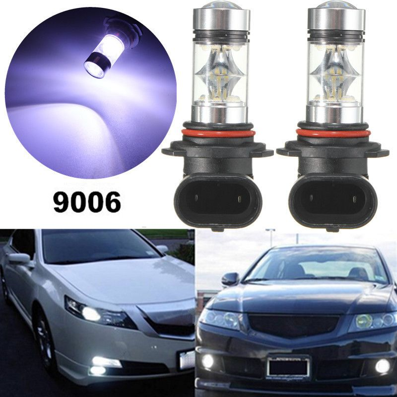 1piece Car Styling 100w 20smd H4 White Led Car Headlight Car Light