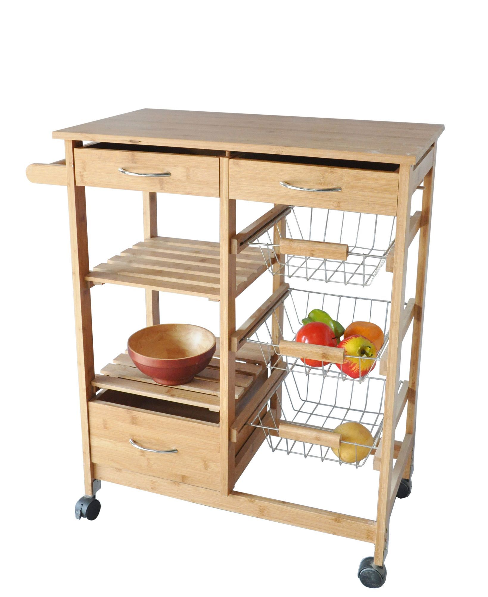 Cheaper kitchen island option. Could customize more with additional ...