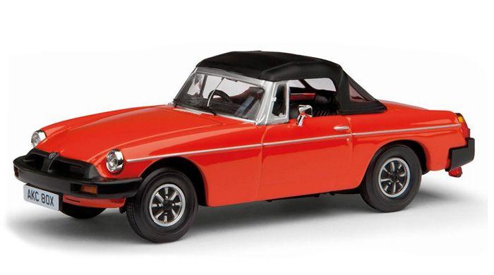Corgi 1 43 Mg Mgb Cast Model Car Va13003 This Roadster