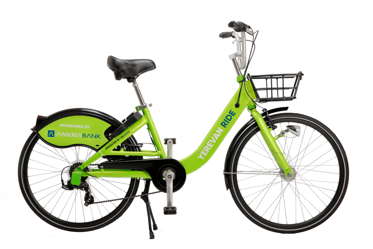 Yerevanride Electric Bike And Scooter Rentals Micro Mobility Made