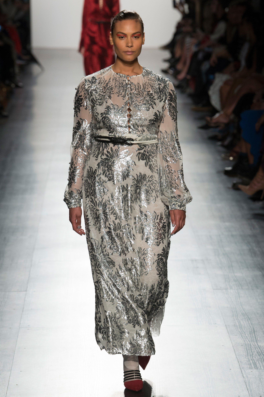 e54e8da9606 Although Plus-Size Models Walked In New York Fashion Week