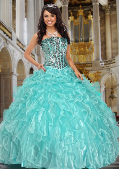 Gypsy Blue Prom Dress