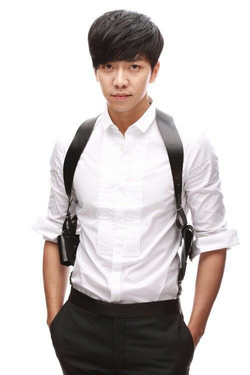 Lee Seung Gi @ You're Surrounded sbs drama