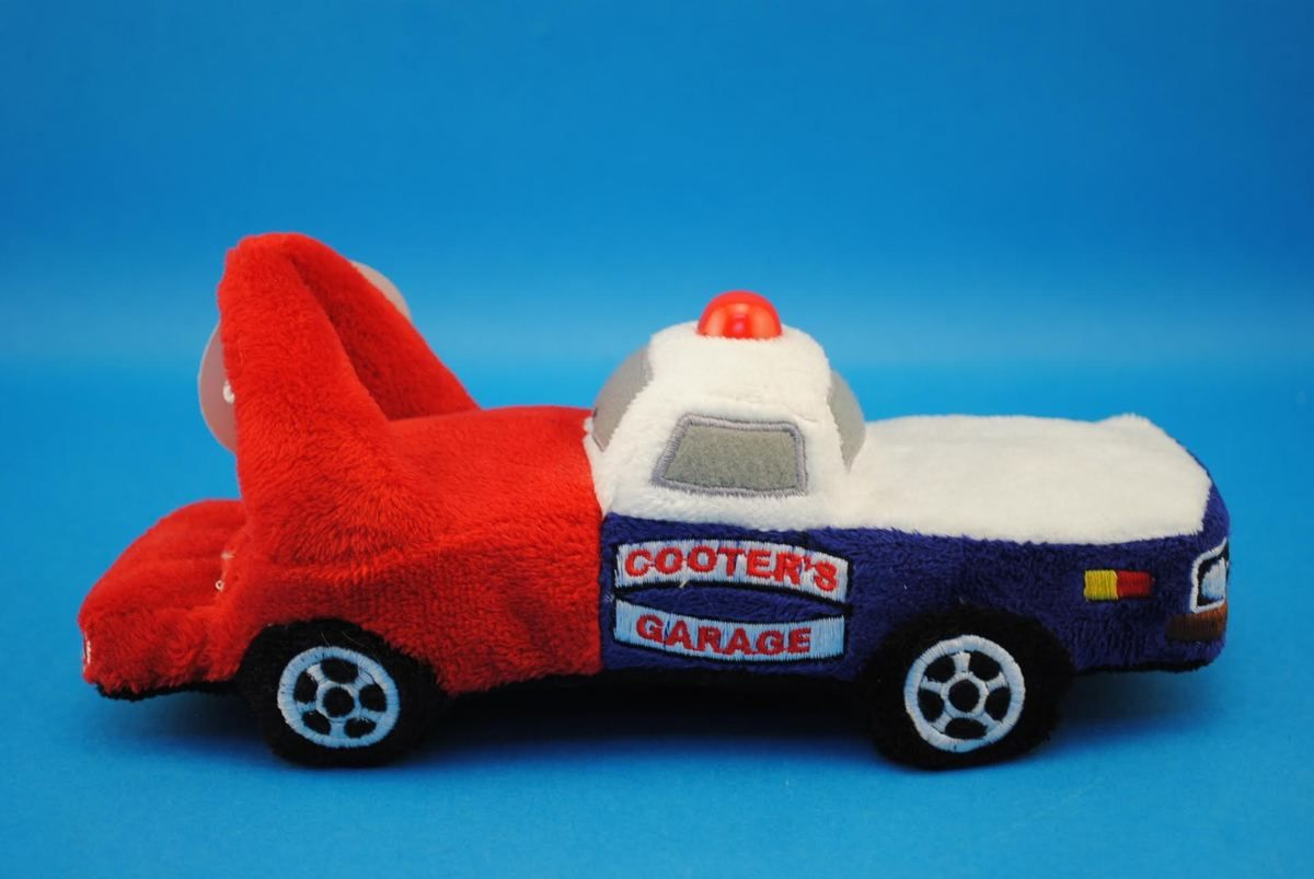 Cooter's Tow Truck Plush Toy trucks, Tow truck, Cooter