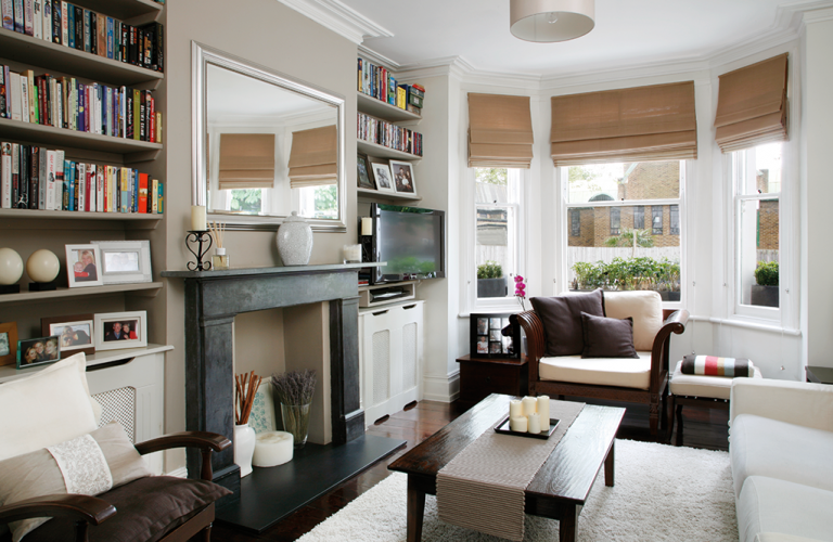 Victorian Renovation In London Self Build Co Uk Classic Living Room Victorian Living Room Home Living Room