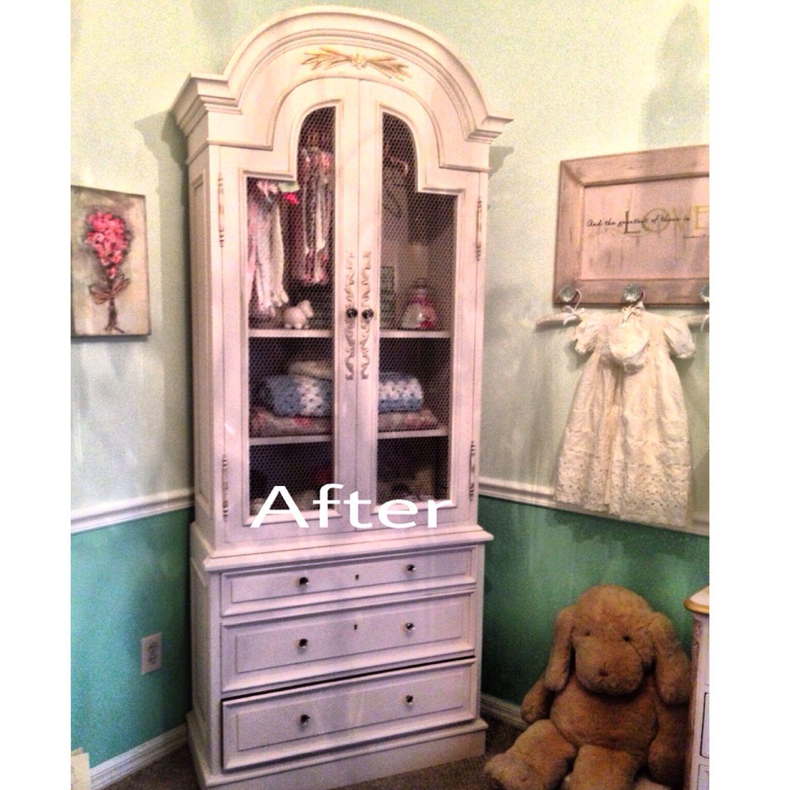 White Armoire For Nursery Thenurseries