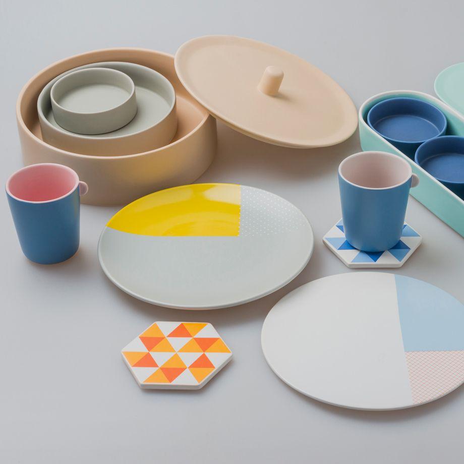 Monoqi Geselligkeit Erprobtes Geschirr New Ceramics Tableware Design