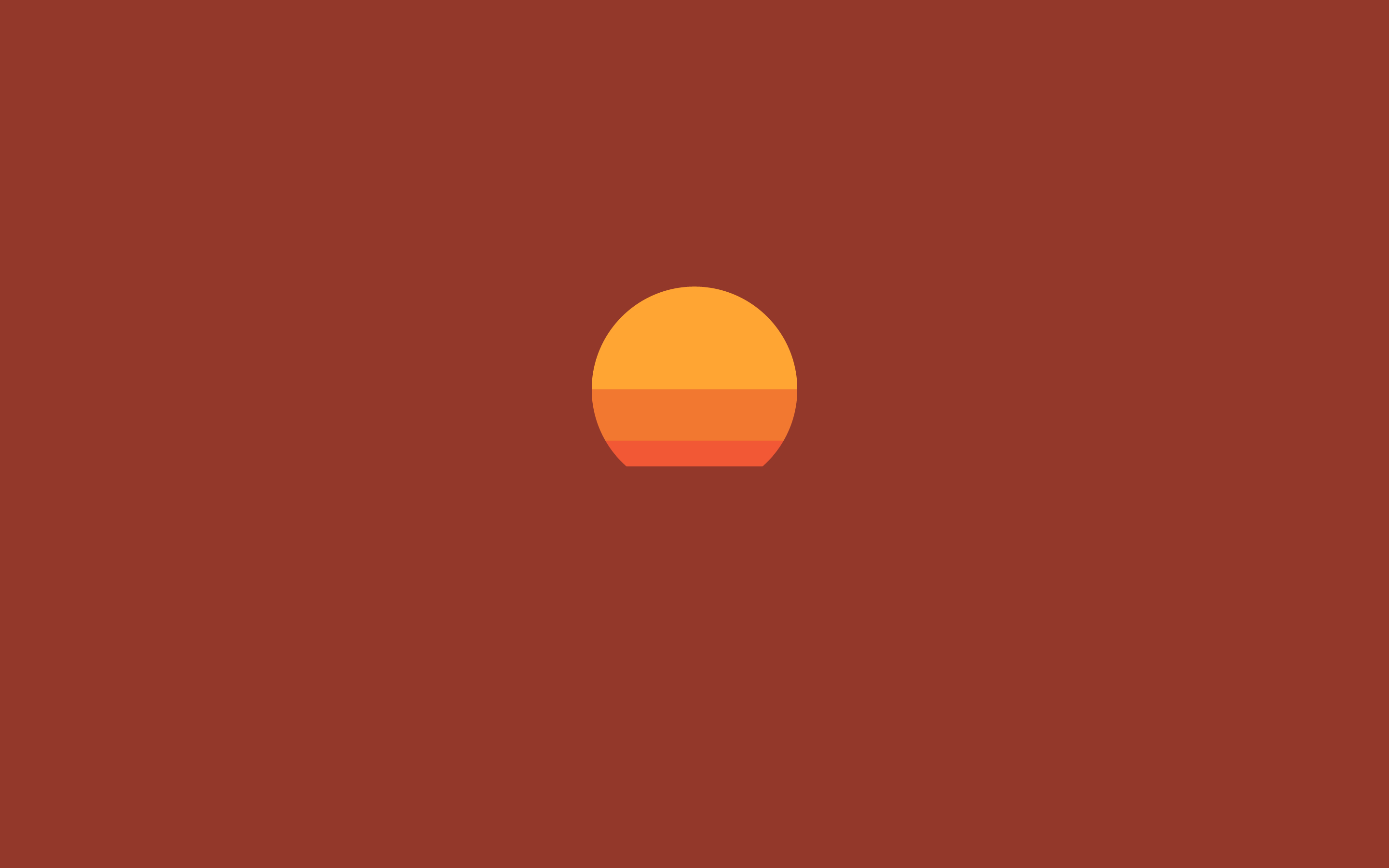 Minimalist Sunset Wallpaper 2880x1800 Oc In 2020 Minimalist Desktop Wallpaper Desktop Wallpaper Art Cute Desktop Wallpaper
