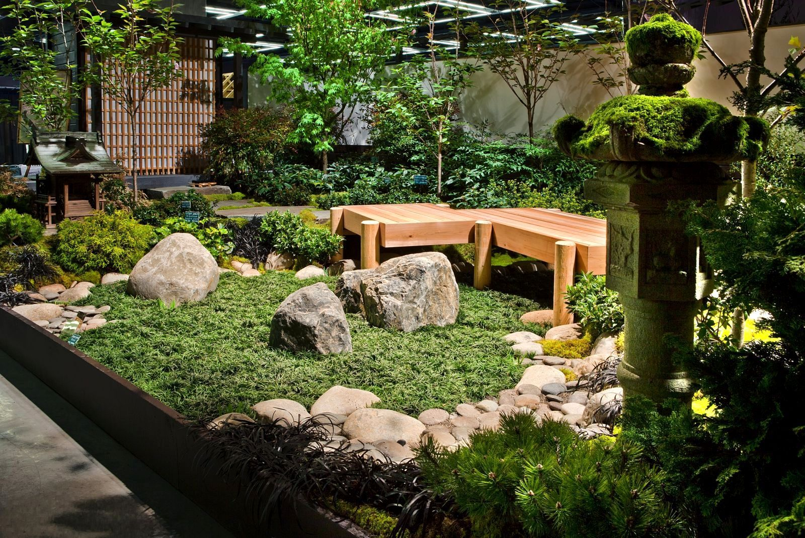 Small Backyard Japanese Garden Ideas Awesome Tiered ... on Small Backyard Japanese Garden Ideas id=26560