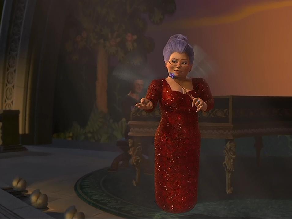 Image Result For Shrek Fairy Godmother Shrek Fairy Godmother Costume Mothers Costume