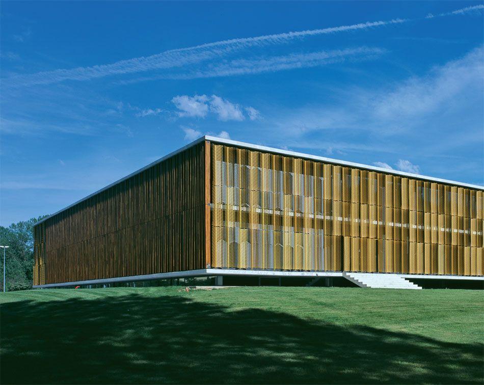 Vaillo irigaray arquitectos sede foro europeo campus empresarial en ugarrandia pamplona - Arquitectos en pamplona ...