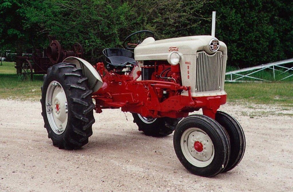 Ford Row Crop Tractors : Ford row crop tractor biçerdöver traktör