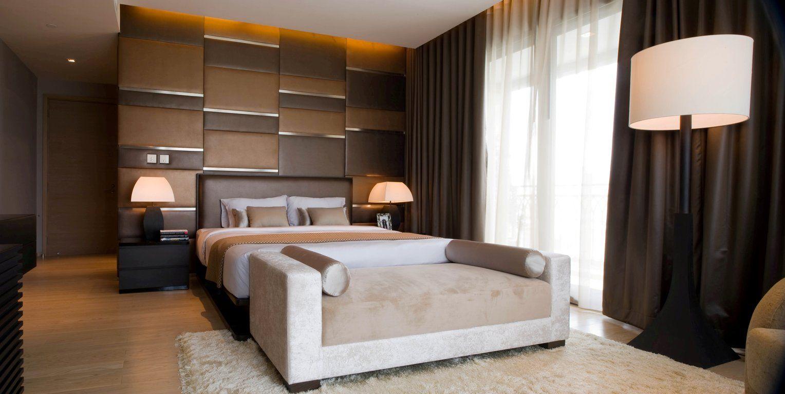 Armani Casa Modern Bedroom