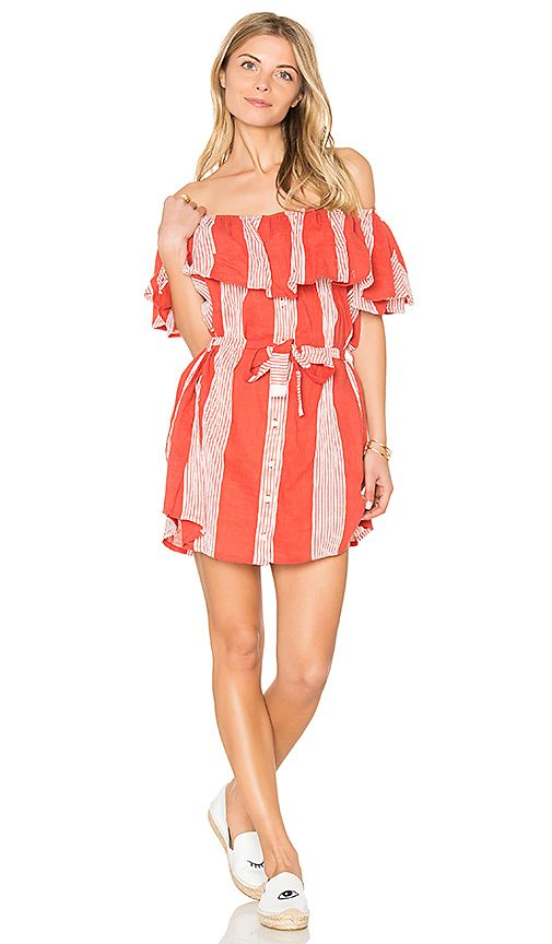 572d4625453b Shop for FAITHFULL THE BRAND Amalfi Dress in Picnic Stripe Pint at REVOLVE.  Free 2-3 day shipping and returns