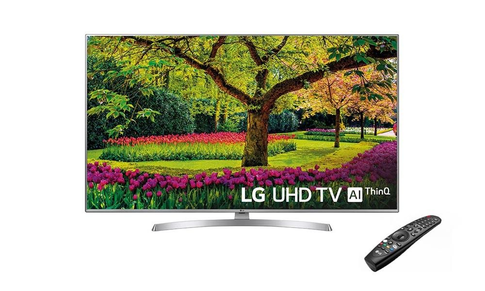 Una Interesante Smart Tv Con 55 Pulgadas 4k Como La Lg 55uk6950plb Ahora En Mediamarkt Está Rebajada A 599 Euros Tech Oferta Tecnología Smart Tv Tv Led