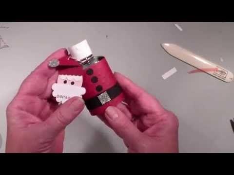 Santa-tizer #craftsaleitems