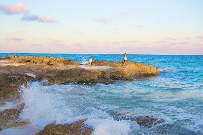 East coast, Cozumel