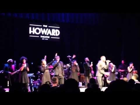 "Tye Tribbett - Praise Break ""He Turned it"" Outro w/ Spanky on drums Live at Howard Theatre in DC"
