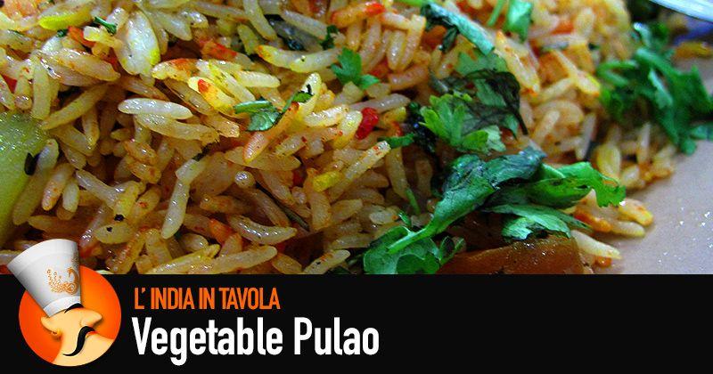 Una ricetta rapida per cucinare un pulao indiano di tutto for Cucinare vegetariano