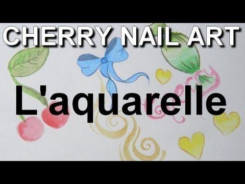 L Aquarelle En Nail Art Comment L Utiliser Mes Premiers Pas Et