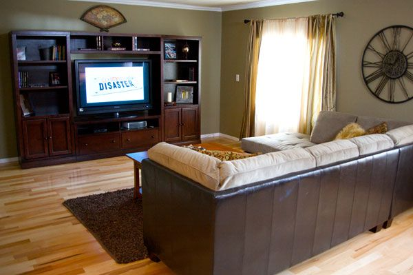 CMT  Photos  New Living Room   Mobile home living, Home, Cheap home decor