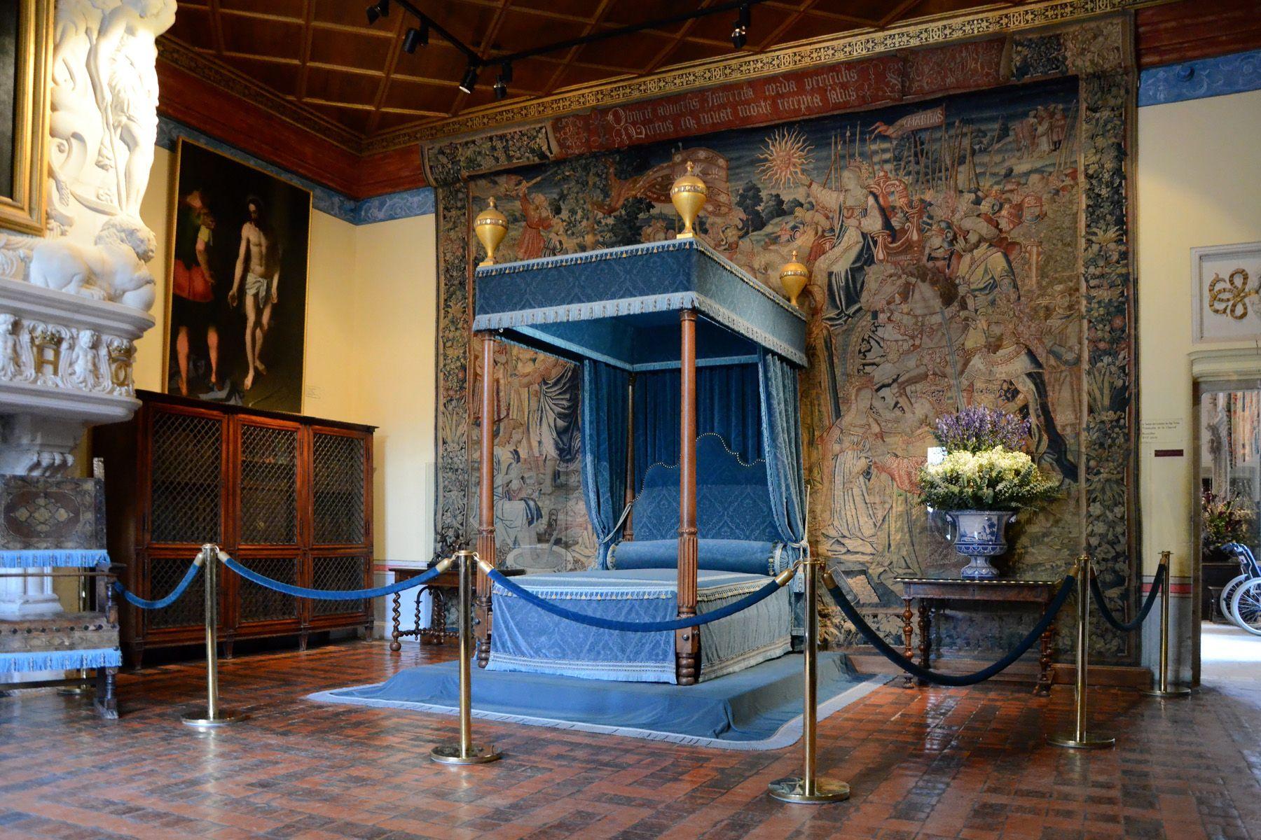 château de chenonceau interieur - Google Search | Architecture ...