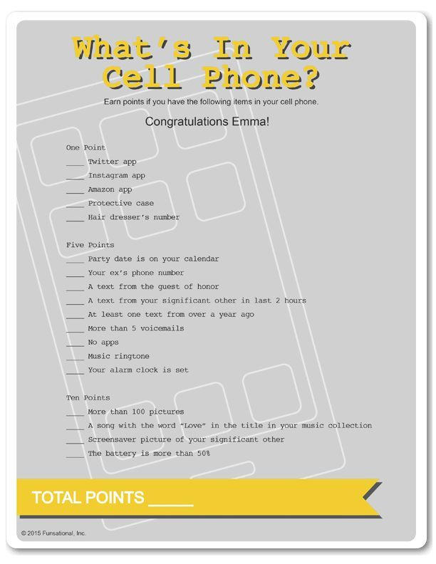 Whats In Your Cell Telephone  Discover Even More By Visiting