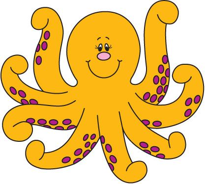 octopus clipart free google search education clipart pinterest rh pinterest jp free cartoon octopus clipart free cartoon octopus clipart