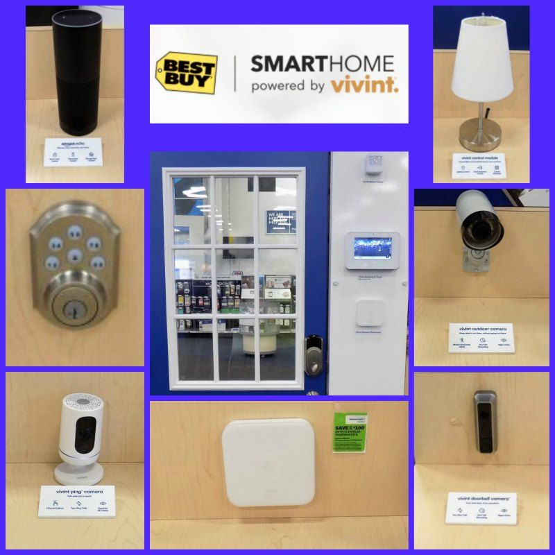 Home Security Without The Contract With Vivint At Best Buy Bestbuy Michigan Saving And More Best Home Security System Best Home Security Home Security Systems