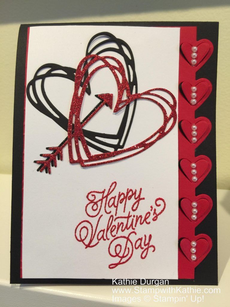 Stampin Up Sip79 Happy Valentine S Day 2017 Occasions Catalog