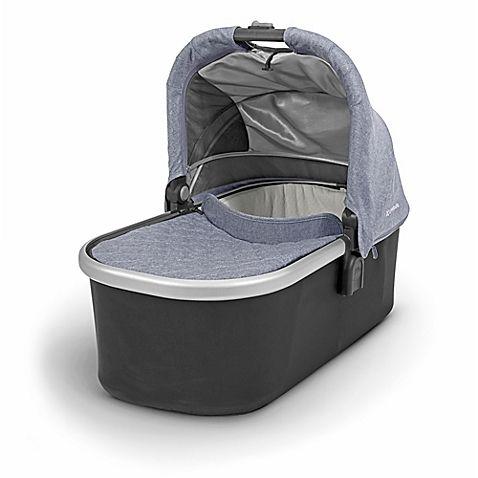 UPPAbaby® VISTA/CRUZ Bassinet | Bassinet stroller, Vista ...