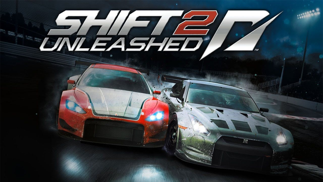 Shift 2 unleashed dodge challenger rt glendale raceway pc gameplay