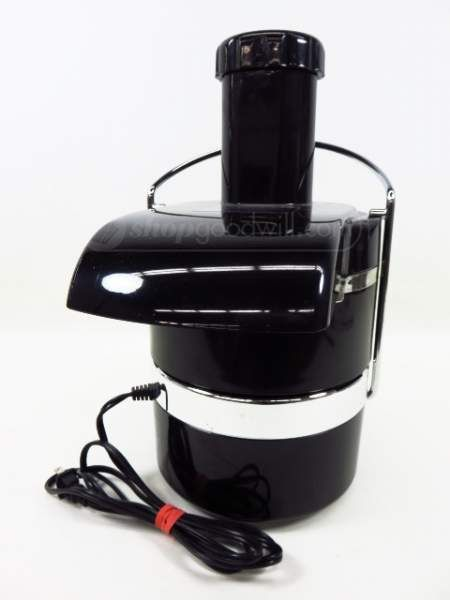 Shopgoodwill Jack Lalannes Power Juicer Cl 003ap Black