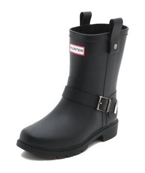 Women's Original Refined Short Rain Boots | Official Hunter Boots ...