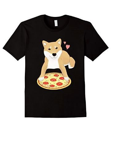 Hey Pizza & dogs lovers! This is for you! Order yours here ➩➩       http://amzn.to/2pV4sB0