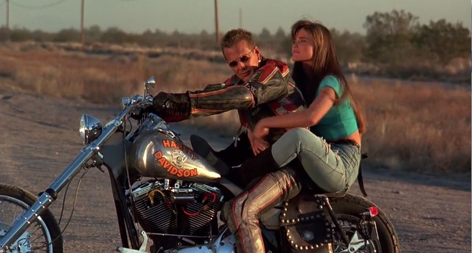 Harley Davidson Movie: Movie QuotHarley Davidson And The Marlboro Manquot